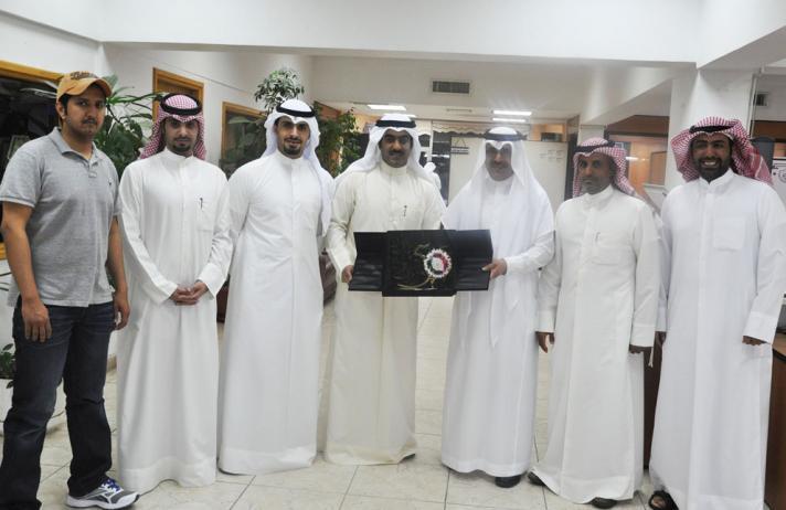 جمعية المهندسين بحثت التعاون مع المنظمة العربية للتنمية الادارية