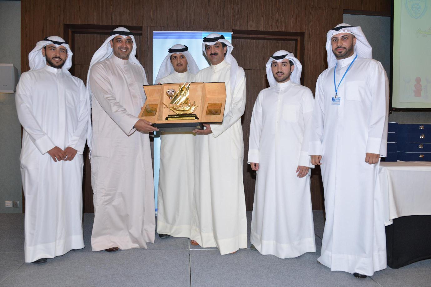 المبارك: الشباب الكويتي اثبت قدرته على الابداع وتحقيق طموحاته بجد واجتهاد