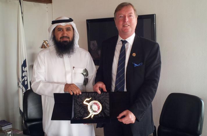 """في اتفاق وقع بين الجمعية ومعهد """"المدنيين"""" تعاون لتبادل الخبرات بين المهندسين الكويتيين والبريطانيين"""