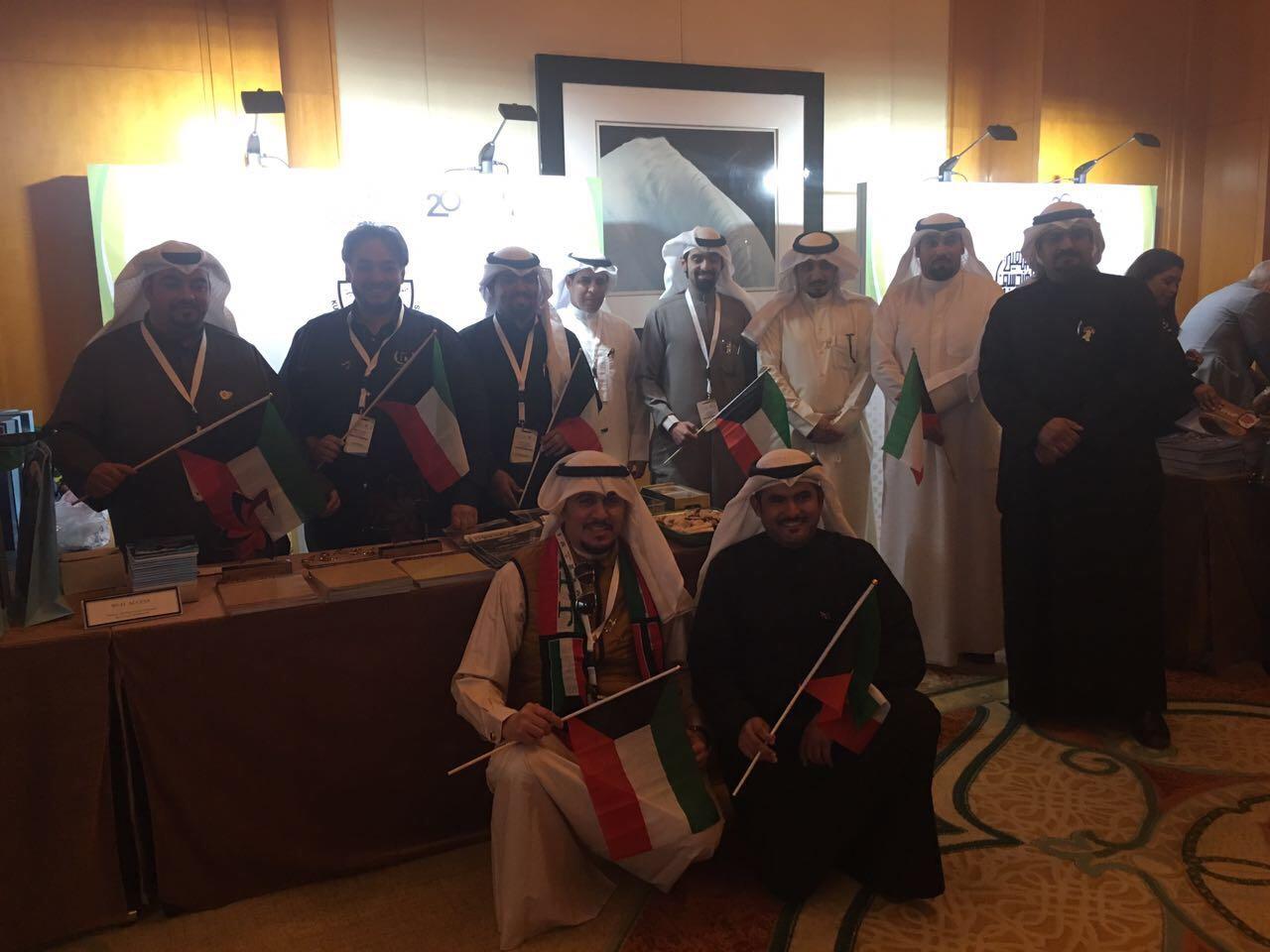 الملتقى الهندسي العشرين يكرم مهندسين كويتيين كرائدين للعمل التطوعي الخليجي