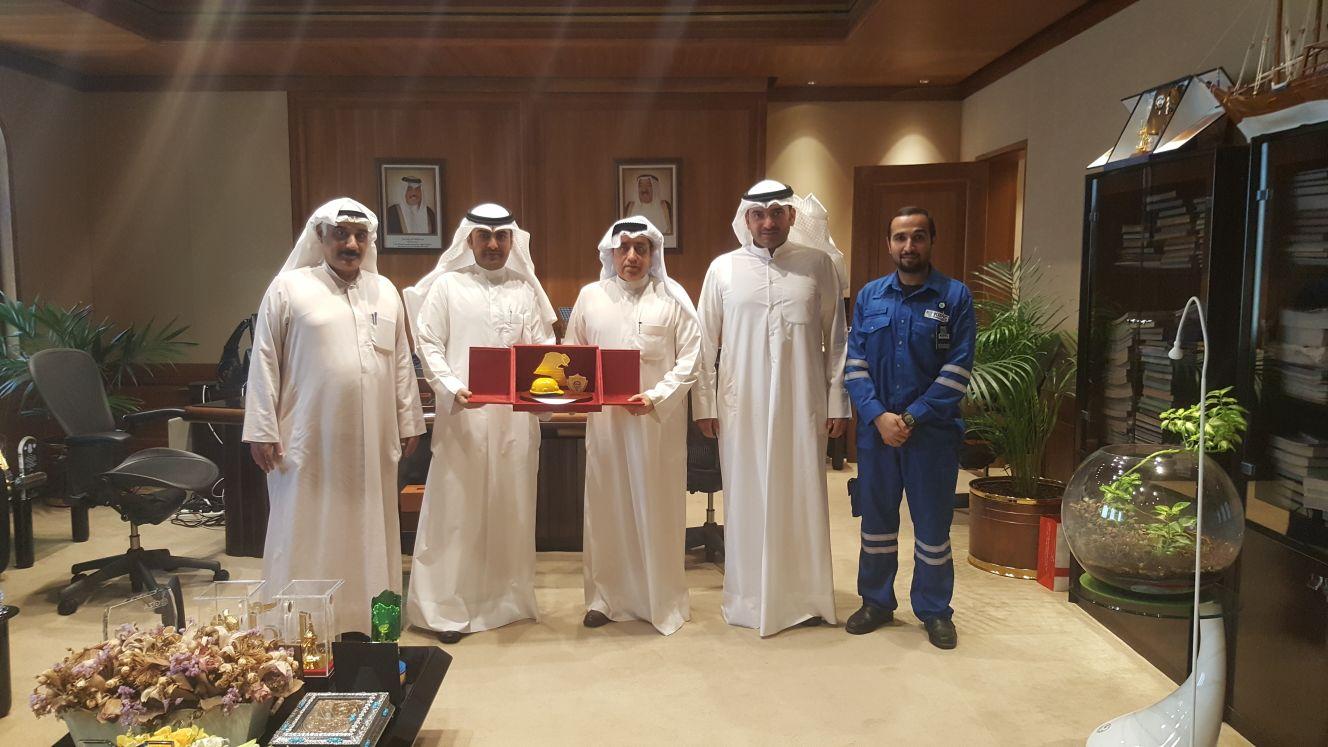 تعاون مثمر مع وزارة الكهرباء لتأهيل المهندسين الكويتيين