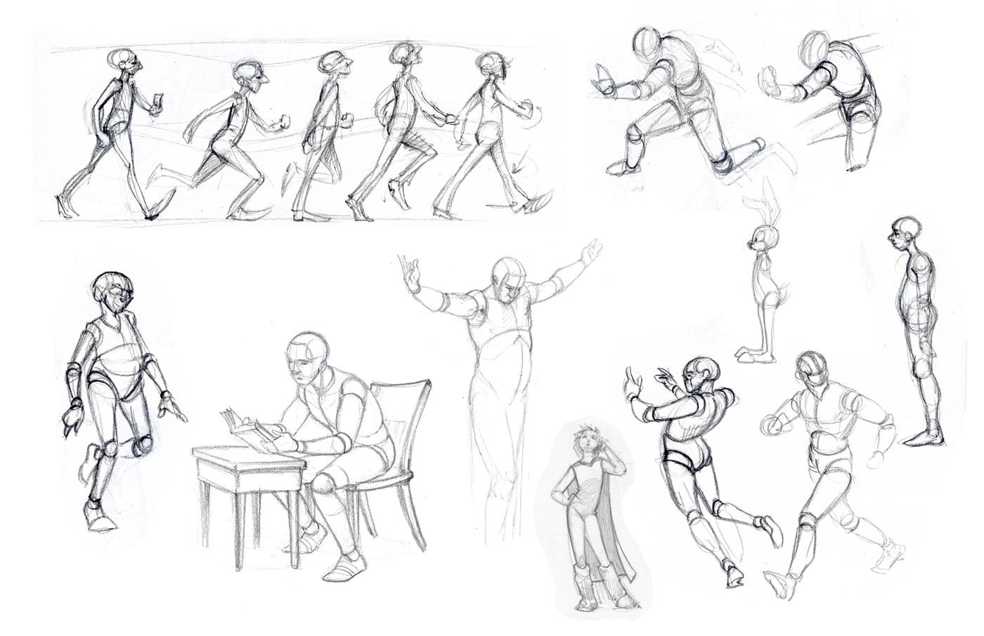 K Sean Sullivan Art Blog Drawing