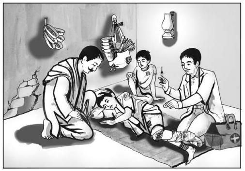 बसंत की सच्चाई Summary in Hindi 3