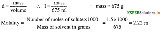 1st PUC Chemistry Question Bank Chapter 1 Some Basic Concepts of Chemistry - 42