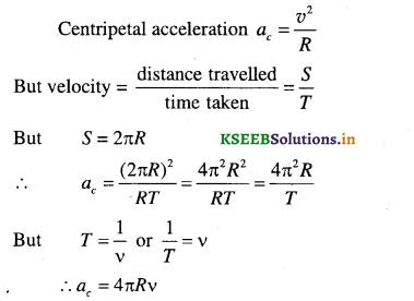 1st PUC Physics Question Bank Chapter 4 Motion in a Plane - 44