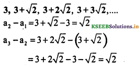 KSEEB Solutions for Class 10 Maths Chapter 1 Arithmetic Progressions Ex 1.1 7