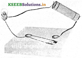KSEEB Solutions for Class 7 Science Chapter 14 Electric Current and its Effects 3