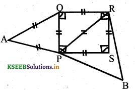 Karnataka SSLC Maths Model Question Paper 3 with Answers - 10