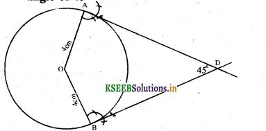 Karnataka SSLC Maths Model Question Paper 3 with Answers - 17