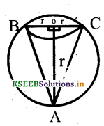 Karnataka SSLC Maths Model Question Paper 3 with Answers - 23