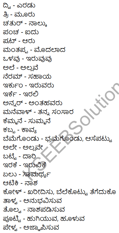 Saptakshari Mantra​ Summary in Kannada 6