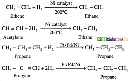1st PUC Chemistry Question Bank Chapter 13 Hydrocarbon - 11