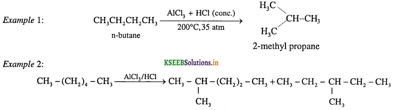 1st PUC Chemistry Question Bank Chapter 13 Hydrocarbon - 31