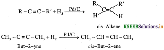 1st PUC Chemistry Question Bank Chapter 13 Hydrocarbon - 43