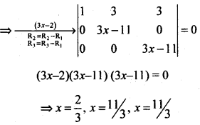 2nd PUC Basic Maths Question Bank Chapter 1 Matrices and Determinants 58