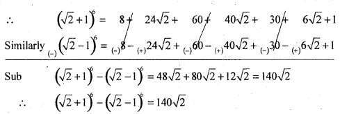 2nd PUC Basic Maths Question Bank Chapter 4 Binomial Theorem 11