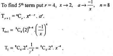 2nd PUC Basic Maths Question Bank Chapter 4 Binomial Theorem 15
