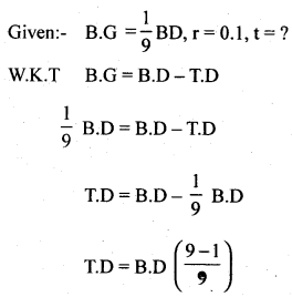 2nd PUC Basic Maths Question Bank Chapter 8 Bill Discounting 19