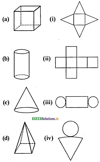 KSEEB Solutions for Class 7 Maths Chapter 15 Visualising