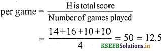 KSEEB Solutions for Class 7 Maths Chapter 3 Data Handling Ex 3.1 6