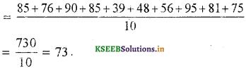 KSEEB Solutions for Class 7 Maths Chapter 3 Data Handling Ex 3.1 8