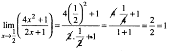 2nd PUC Basic Maths Question Bank Chapter 17 Limit and Continuity of a Function 12