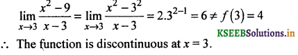 2nd PUC Basic Maths Question Bank Chapter 17 Limit and Continuity of a Function 125