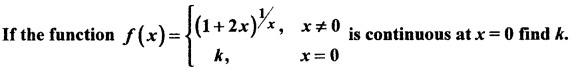 2nd PUC Basic Maths Question Bank Chapter 17 Limit and Continuity of a Function 129