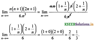 2nd PUC Basic Maths Question Bank Chapter 17 Limit and Continuity of a Function 63