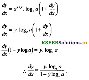 2nd PUC Basic Maths Question Bank Chapter 18 Differential Calculus 18