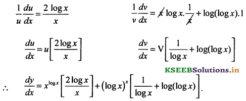 2nd PUC Basic Maths Question Bank Chapter 18 Differential Calculus 46