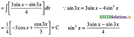 2nd PUC Basic Maths Question Bank Chapter 20 Indefinite Integrals 20