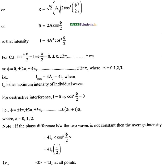 2nd PUC Physics Question Bank Chapter 10 Wave Optics 31
