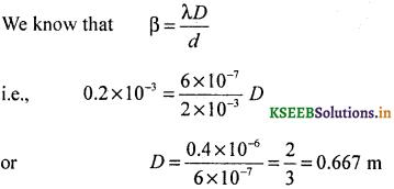 2nd PUC Physics Question Bank Chapter 10 Wave Optics 43