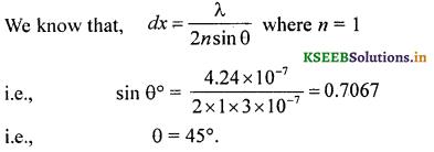 2nd PUC Physics Question Bank Chapter 10 Wave Optics 55