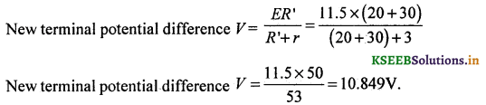 2nd PUC Physics Question Bank Chapter 3 Current Electricity 103