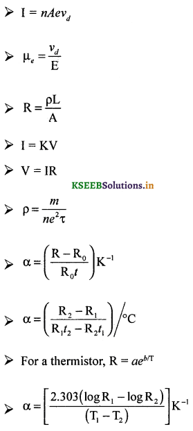 2nd PUC Physics Question Bank Chapter 3 Current Electricity 47