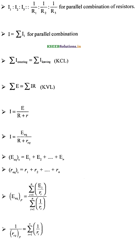 2nd PUC Physics Question Bank Chapter 3 Current Electricity 48