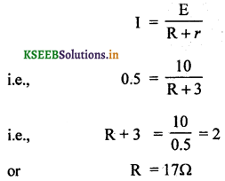 2nd PUC Physics Question Bank Chapter 3 Current Electricity 86