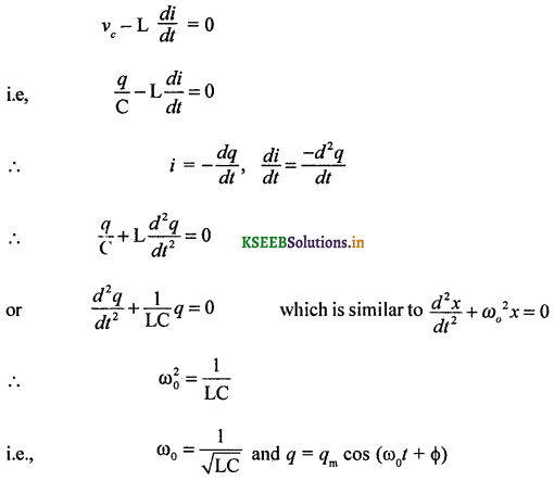 2nd PUC Physics Question Bank Chapter 7 Alternating Current 45