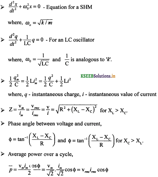 2nd PUC Physics Question Bank Chapter 7 Alternating Current 58