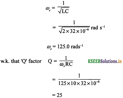 2nd PUC Physics Question Bank Chapter 7 Alternating Current 79