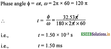 2nd PUC Physics Question Bank Chapter 7 Alternating Current 85