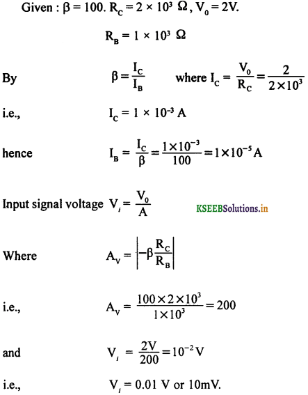 2nd PUC Physics Question Bank Chapter 14 Semiconductor Electronics 56