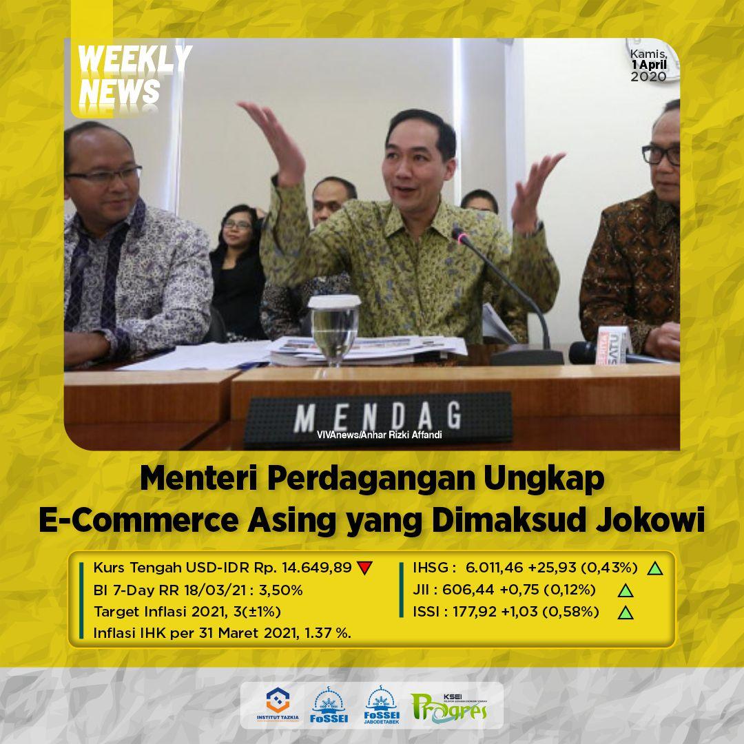 Mr. Hu, Shopee Bunuh UMKM Indonesia