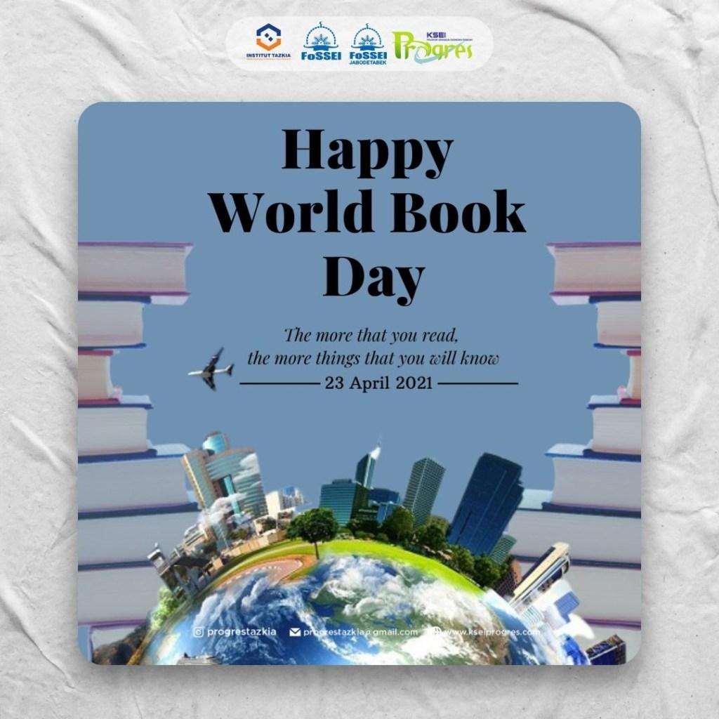 Hari Buku Sedunia 2021