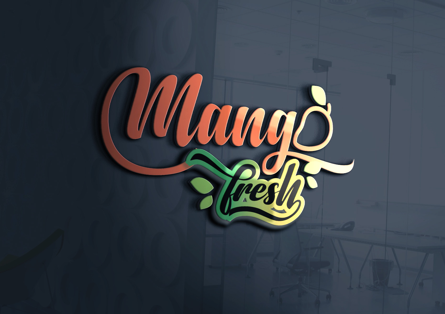 logo-design-graphic-mango-fresh-ksengo-branding-miami