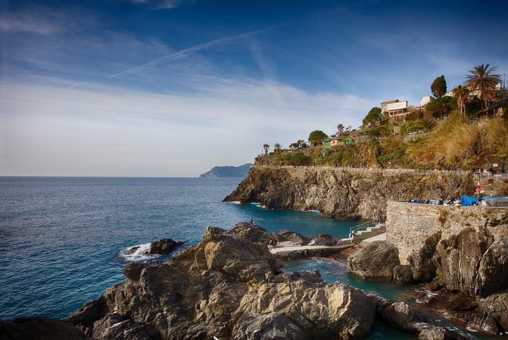 Cinque Terre Landscape picture travel