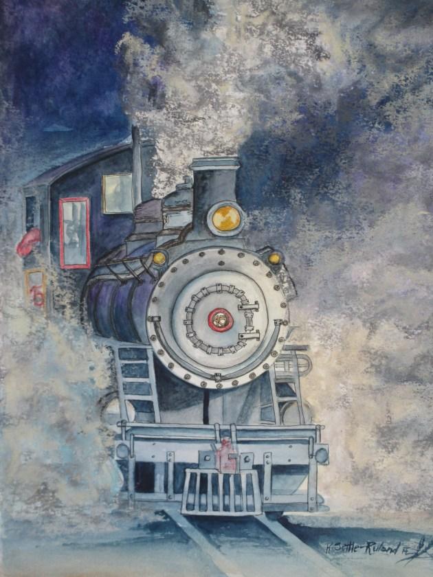 Can You hear the train a comin? $512.00
