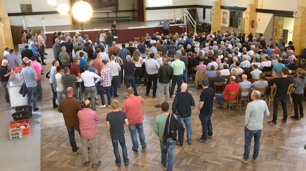 Über 300 Helfer beim Kreisschützenfest